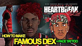 FAMOUS DEX IN NBA 2K16 - FAMOUS DEXTER TUTORIAL - HOW TO BE LIKE FAMOUS DEX IN MYPARK