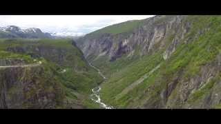 Eidfjord to Vøringsfossen
