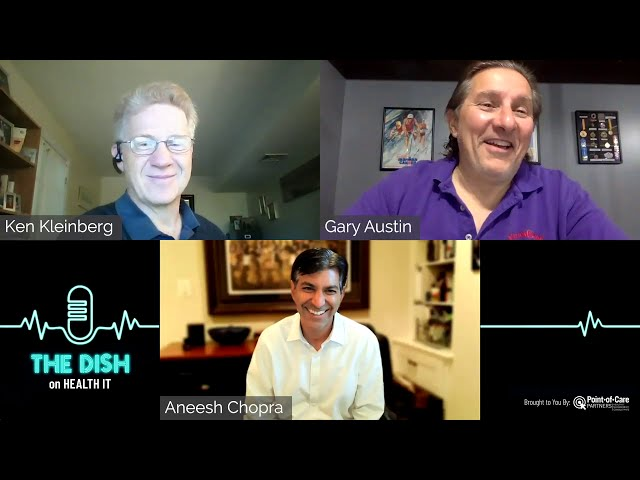Ep 12: Innovation in Health Care Delivery with Aneesh Chopra
