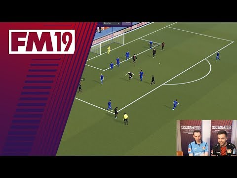 Football Manager 2019 First Look Gameplay Livestream