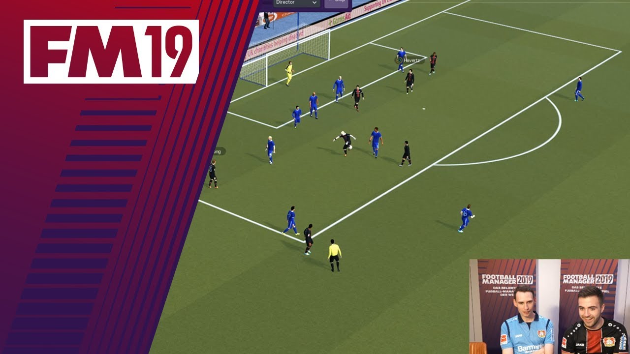 Football Manager 2019 First Look Gameplay Livestream Part One Fm19