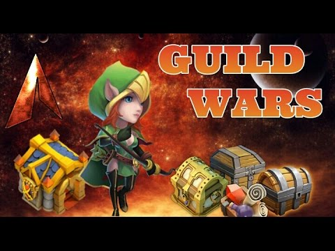 Castle Clash Guild Wars Is Here! Small Guide!