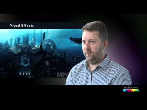 Greg Butler, VFX Supervisor