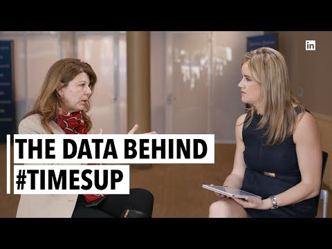 Stacy Smith The Data Behind #TIMESUP