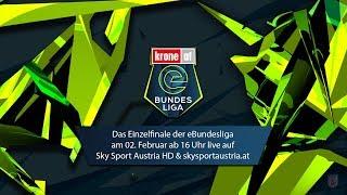 Das Einzelfinale der eBundesliga 2018/2019