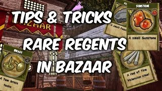 Wizard101 Tips & Tricks #10: How to get Rare Regents at the Bazaar