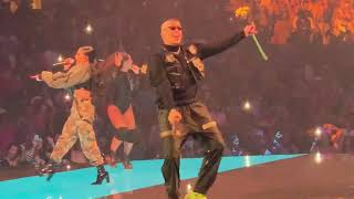 Bad Bunny Becky G Mayores Live