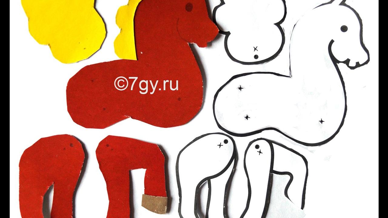 Поделки для девочек: Как сделать хвост русалки для куклы 53