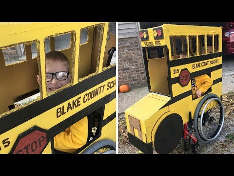 Joe Daily - Blake Has the Coolest Halloween Costume This Year!