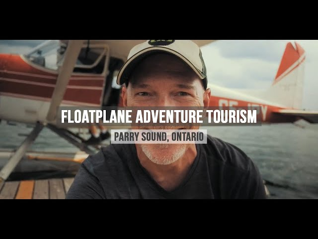 Ontario Adventure Travel: Floatplane Fly & Hike