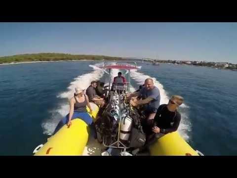 Vožnja brodom do otoka Mana (Kornati) 31.07.2016.