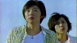 2008年ごろのau のCMです。嵐の相葉雅紀さんと二宮和也さんが出演されてます。家族ともっとシャベル編。