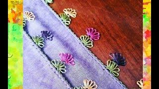 Yeni başlayanlar için iğne oyası    yazma modelleri   embroidery thread