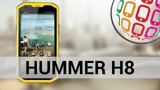 Hummer H8 - Защищенный телефон по выгодной цене.