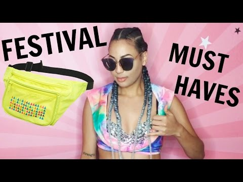 YOU NEED THIS IN YOUR FANNY PACK | EDM Festivals