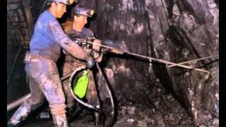 Minería en Ibias (Asturias)