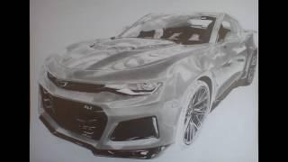 Project Chevrolet Camaro 2