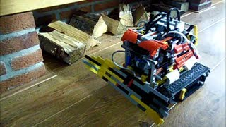 LEGO Mindstorms - Pistebully