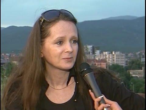 Sonja Savić - intervju (Televizija Nikšić, 2008)