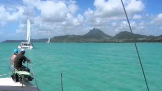 catamaran ile Maurice.mov