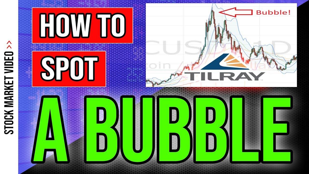 Has The Tilray Stock Bubble Popped Youtube