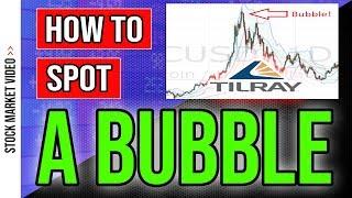 💧 Has The Tilray Stock Bubble Popped? 💧