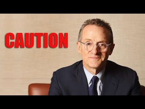 There Goes Howard Marks Again