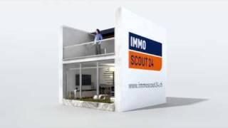 """ImmoScout24 - TV-Spot 2011 Deutsch - Sujet """"Loft"""""""