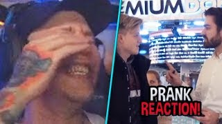 MontanaBlack reagiert auf IratschTV Kellner PRANK! 😂 MontanaBlack Reaktion