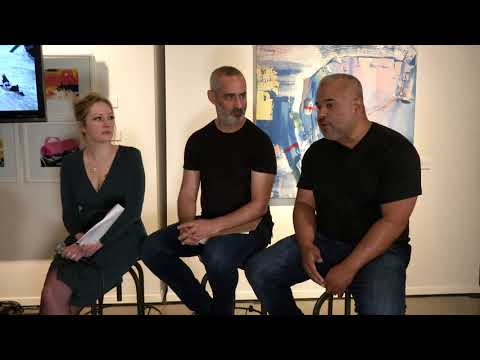 WEINSTEIN GALLERY -  LECTURE ON ARTIST MARCUS JANSEN Oct. 22, 2017