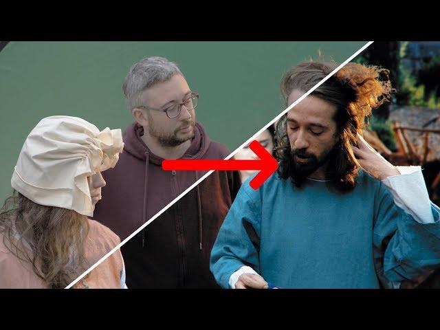 LES EFFETS SPECIAUX DE MA VIDEO SUR GAME OF THRONES !