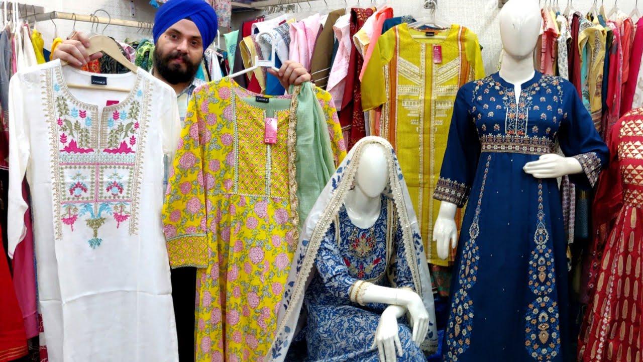ब्रांडेड कुर्ती रिटेल भी !!  Retail & Wholesale   Branded Kurti   Cotton Kurti With Dupatta
