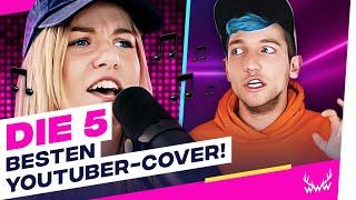 Die 5 BESTEN YouTuber-Cover! | TOP 5