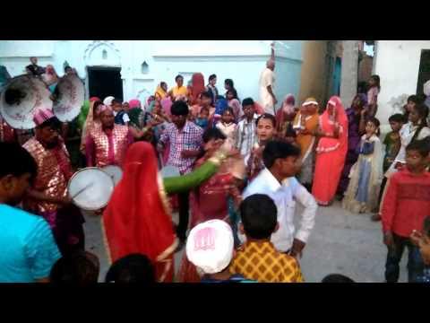 Bundeli vivah dance