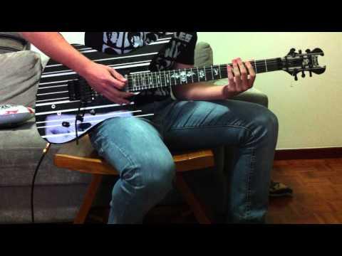 Avenged Sevenfold Afterlife Guitar Cover