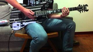 Avenged Sevenfold Afterlife Guitar Cover