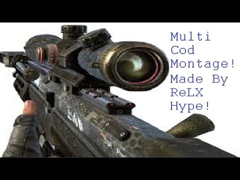 Multi COD Montage | By ReLX Hype