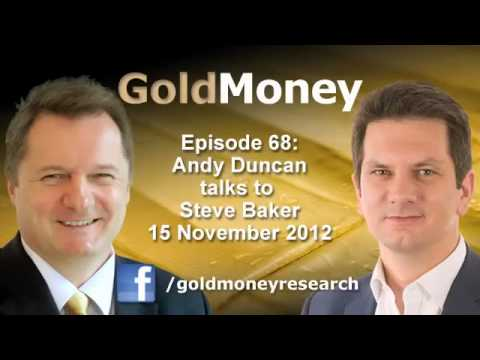 Steve Baker MP on sound money