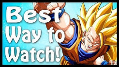 The Best Way to Watch Dragon Ball in Order! | Dragon Ball Code