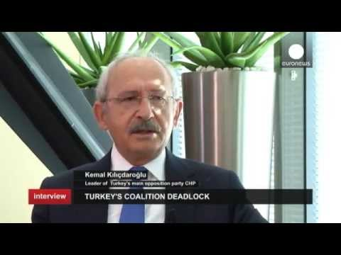 Kılıçdaroğlu: In our goverment Turkey's EU membership process will advance rapidly