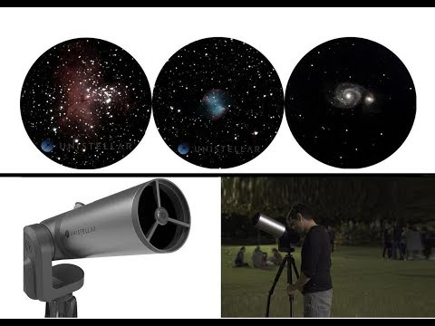 eVscope - Finally You Can See The Distant Galaxies