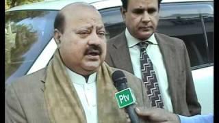 Barrister Sultan Mehmood Former Prime Minister AJK Sukkur Imran Malik PTV