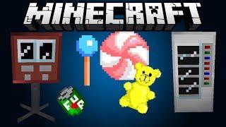 Торговые Автоматы! Обзор мода Minecraft (Vending Machine Mod)