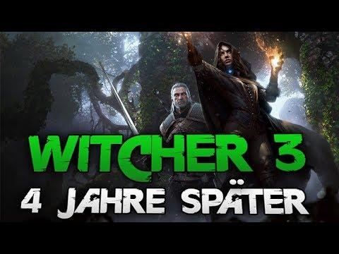 The Witcher 3 Wild Hunt 4 Jahre später - Das waren noch Zeiten Livestream Deutsch thumbnail