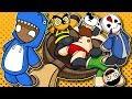 The Worst Teamwork EVER! - Hilarious Human Fall Flat!