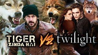 Salman के Tiger Zinda Hai के भेडियों के Scene ने दिला दी Twilight फिल्म की याद