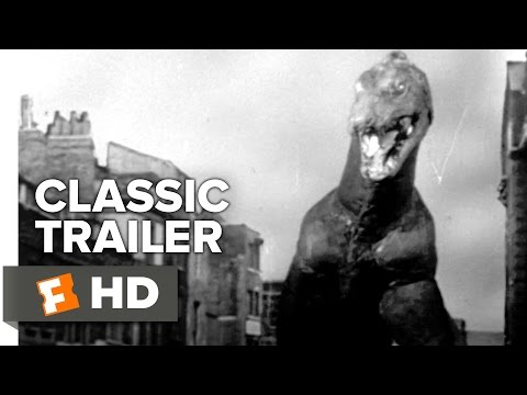 The Giant Behemoth 1959    Gene Evans Movie