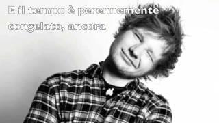 Ed Sheeran - Photograph (Traduzione In Italiano)