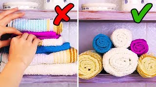 38 CLEVER BATHROOM HACKS