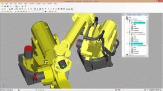 Tutorial-Instalacion y Simulacion en Roboguide